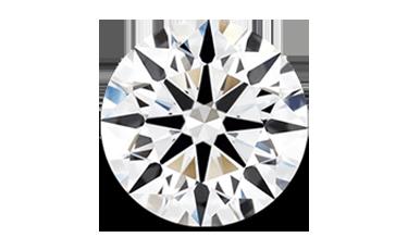 3.04 Carat VS2 Clarity F Color Excellent Cut Round Diamond